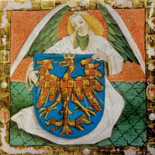 Moravský znak 1462