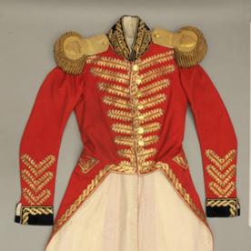Moravská stavovská uniforma 1807